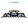 Euromaid CD7SG1 70cm Gas Cooktop