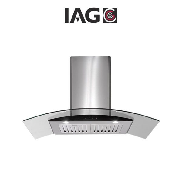 IAG IRGT9 90cm Deluxe Flat Canopy Rangehood