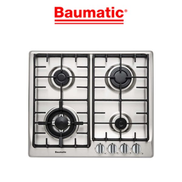 Baumatic BSSG64 Studio Solari 60cm Gas Cooktop (web-ready)