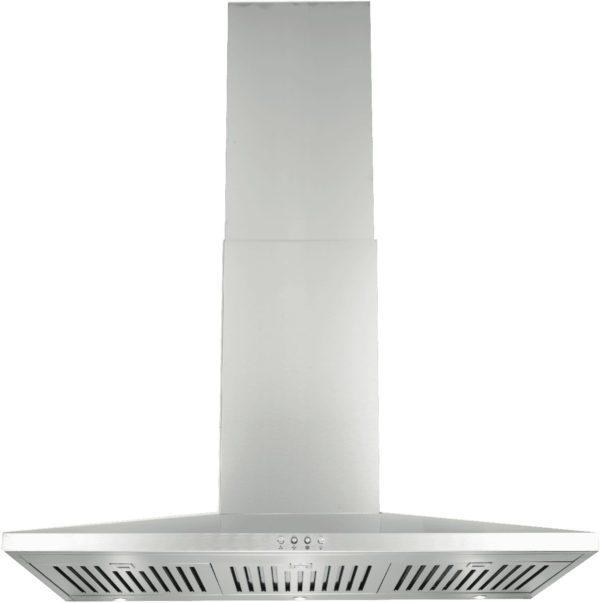 Emilia EMHUSH90C 90cm Low Profile Stainless Steel Canopy Rangehood