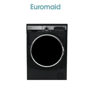 Euromaid EBFW900BK Front Load 9kg Washing Machine-web ready