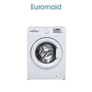Euromaid WMFL9 60cm Front Load 9kg Washing Machine