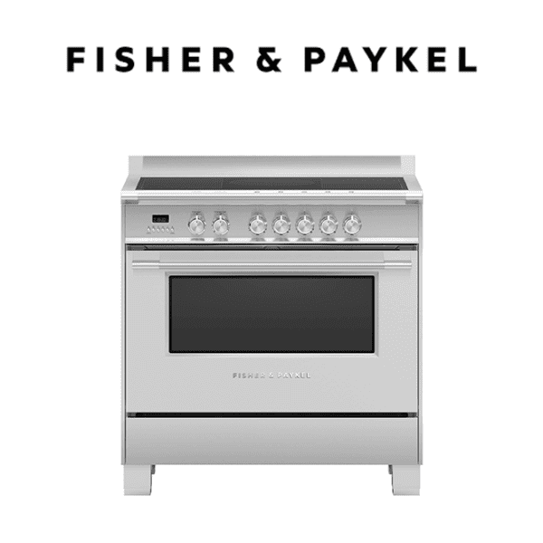Fisher-Paykel OR90SCI4X1 90 cm Freestanding Induction Cooker (1)