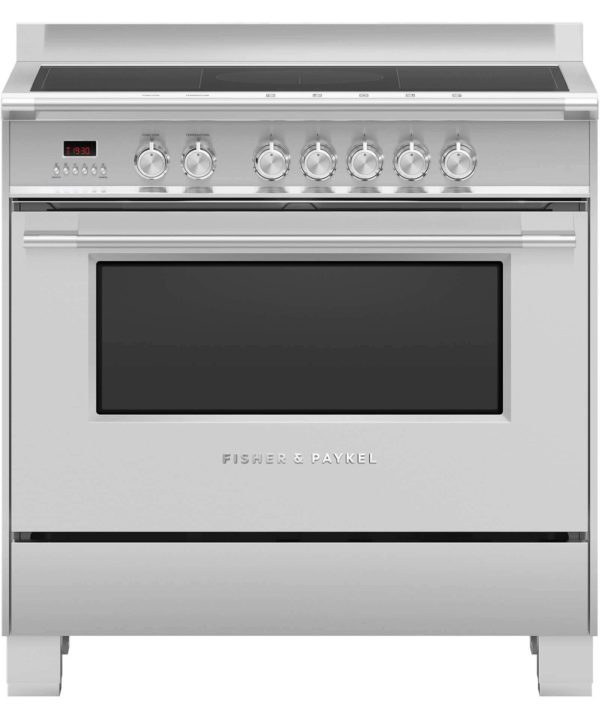 Fisher-Paykel OR90SCI4X1 90 cm Freestanding Induction Cooker (2)
