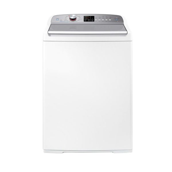 Fisher-Paykel WA8560P1 FabricSmart™ Top Load 8.5kg Washing Machine (front-view)