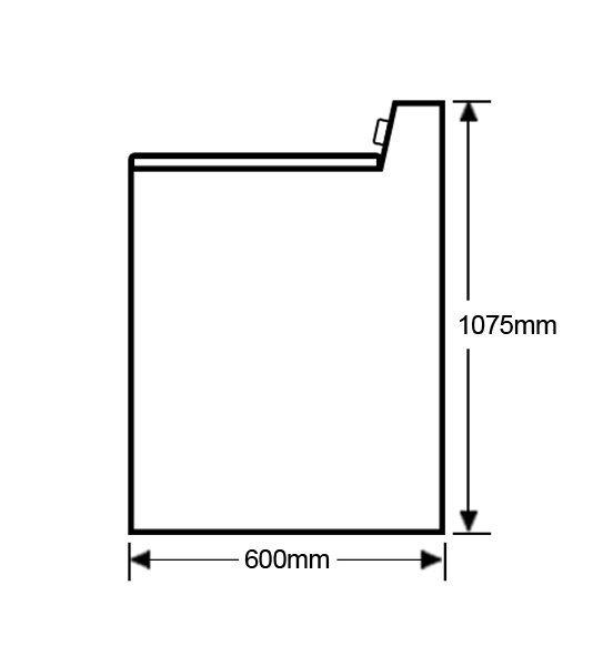 Fisher-Paykel WA8560P1 FabricSmart™ Top Load 8.5kg Washing Machine(schematic)