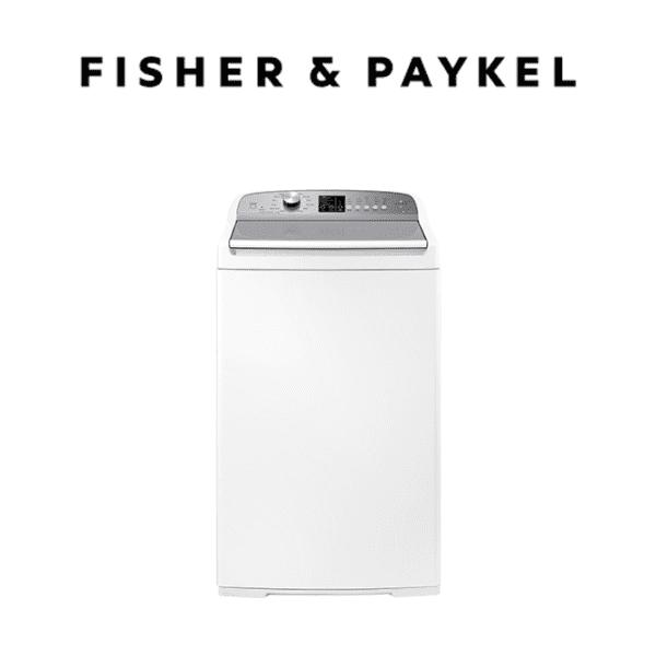 Fisher-Paykel WA8560P1 FabricSmart™ Top Load 8.5kg Washing Machine(web-ready)