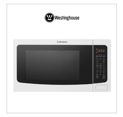 Westinghouse WMF4102WA 40L Countertop Microwave Oven (web-ready)