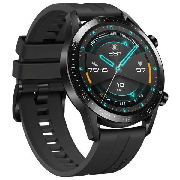 Huawei Latona-B19S Watch GT 2 Sport 46mm Black