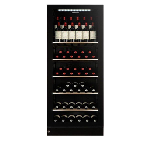 Vintec V190SG2E-BK 170 Bottle Wine Cellar