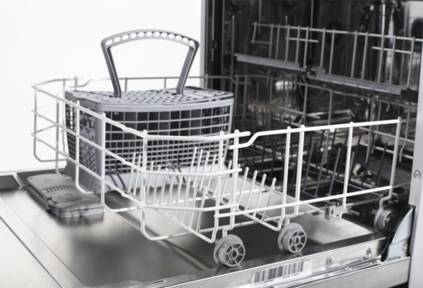 Euromaid EDW14S 60cm Dishwasher Stainless Steel 5 Program (dish tray)
