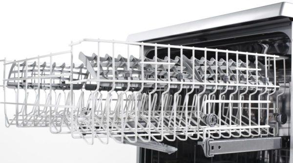 Euromaid EDW14S 60cm Dishwasher Stainless Steel 5 Program (top draw)