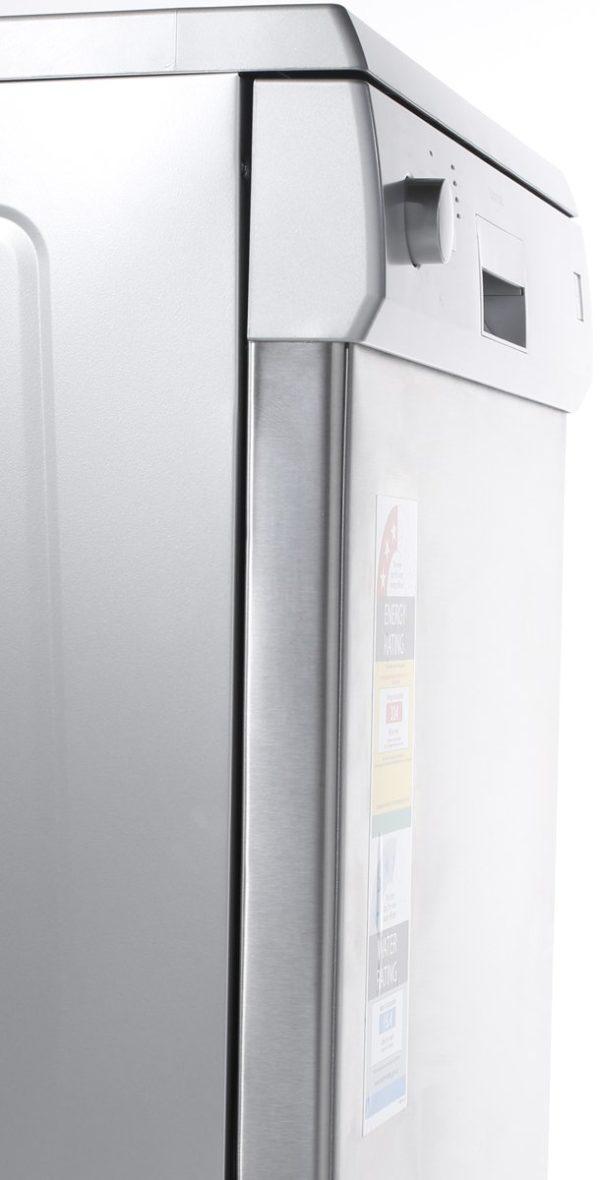 Euromaid EDW14S 60cm Dishwasher Stainless Steel 5 Program (top-side)