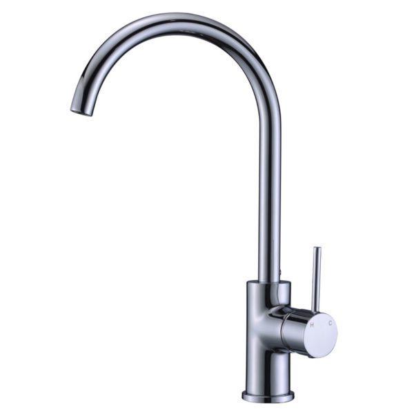 IKON HYB88-101 – HALI Sink Mixer in Chrome