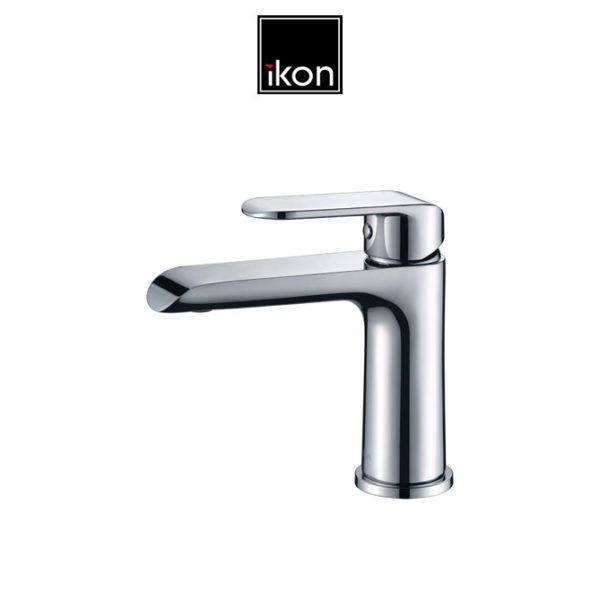 IKON HYB11-201 KARA Basin Mixer Chrome