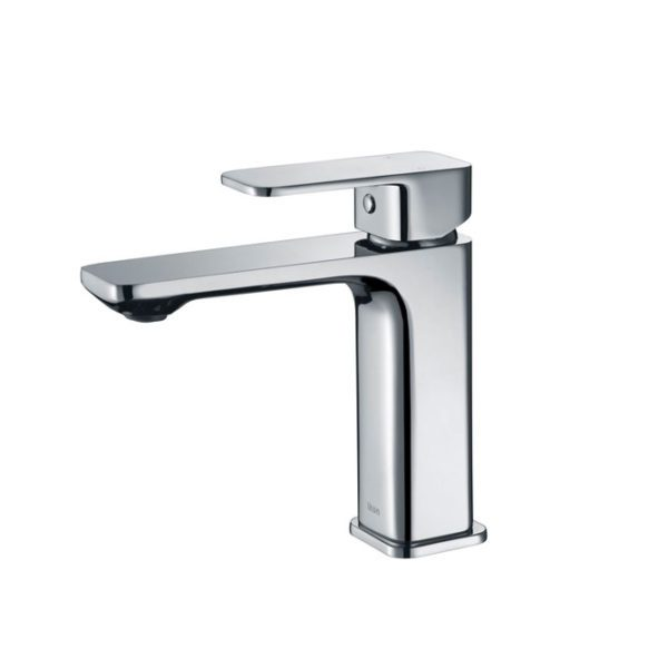 IKON HYB66-201 SETO Basin Mixer – Chrome