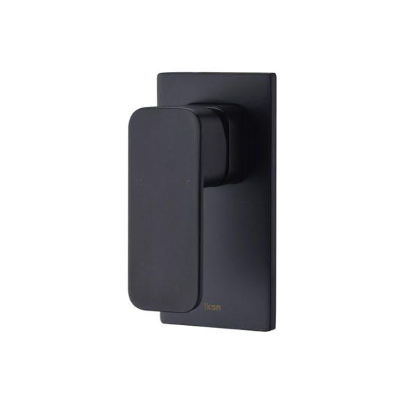 IKON HYB66-301MB SETO Wall Mixer – Matte Black
