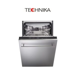 Technika TDX8SS-5 60cm Stainless Steel Freestanding Dishwasher