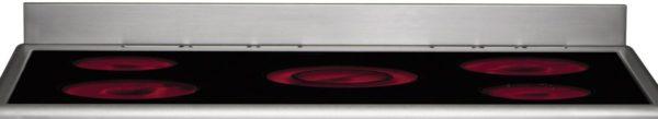 Euromaid CS90S – 90cm Electric Oven + Ceramic Cooktop