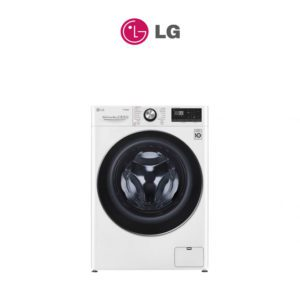 LG WV9-1409W 9kg Front Load Washing Machine with Steam+
