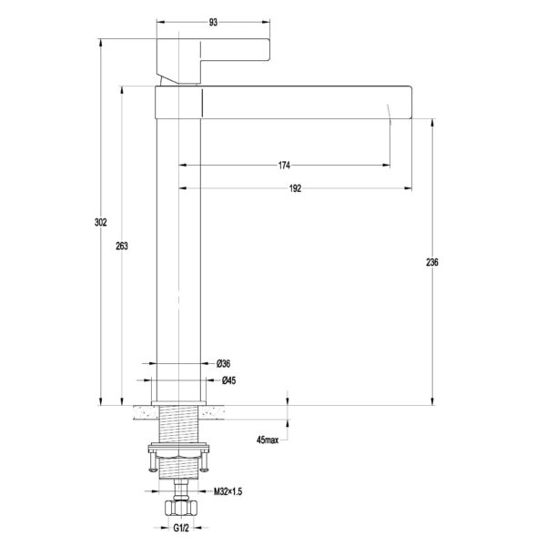BM 14 TALL SCHEMATIC