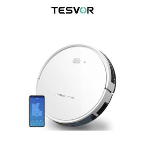 Tesvor X500 Pro Robot Vacuum Cleaner and Mop