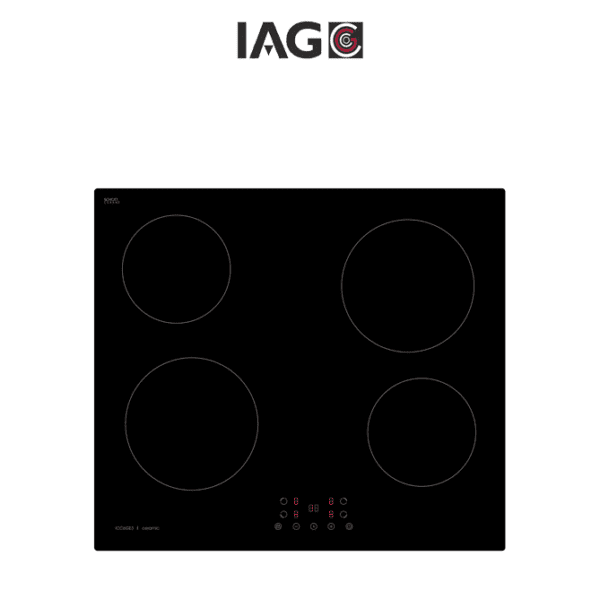 IAG ICC6GE 60cm 4 Zone Induction Electric Ceramic Cooktop