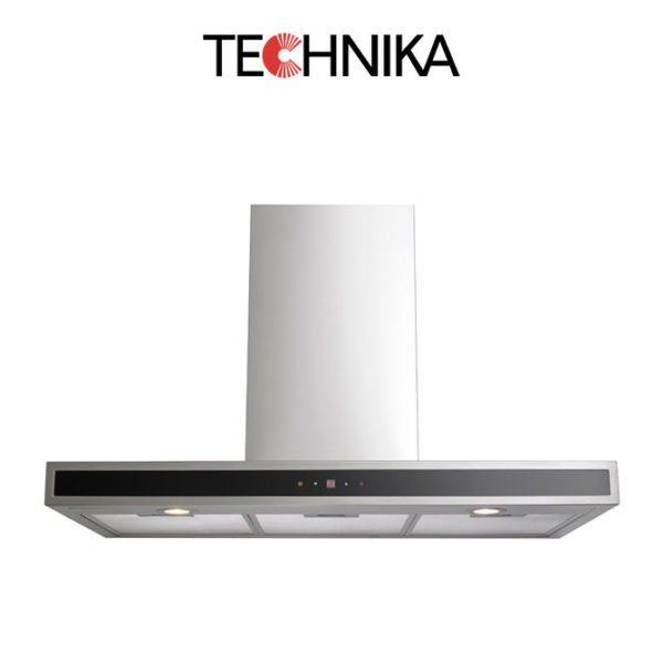 Technika FHEE229SC9S-2 90cm Stainless Steel Canopy Rangehood – web ready
