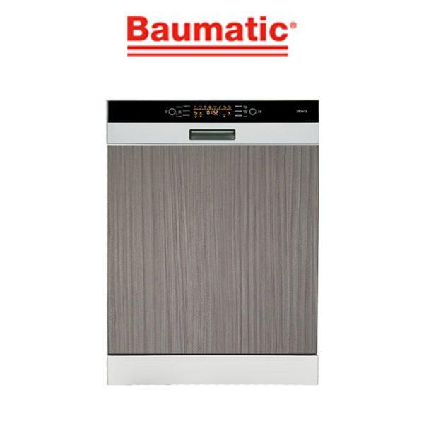 Baumatic SIDW15 60cm Semi-Integrated Dishwasher