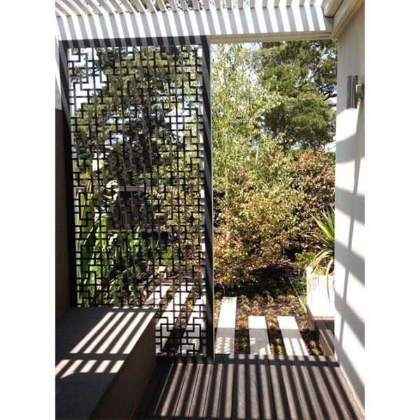 Tokyo – Australian Compressed Hardwood – Privacy Garden Screens Australian Made – 600 x 1200 mm – 9 mm