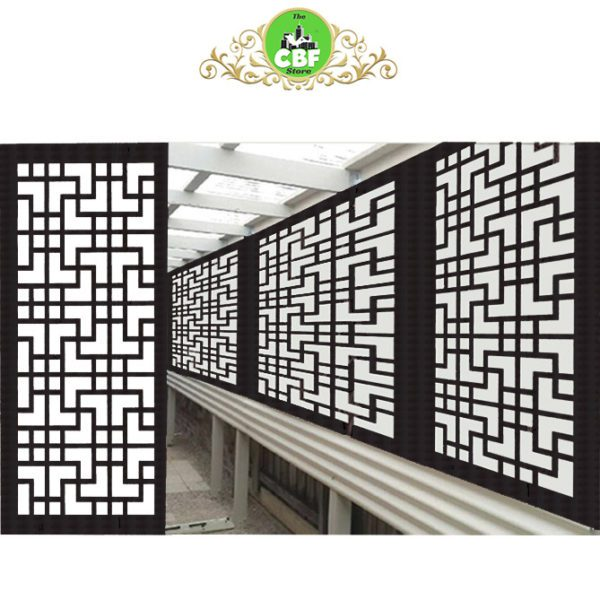 Tokyo Australian Compressed Hardwood smooth sealed charcoal Privacy Garden Screens Australian Made 600 x 1200 mm 9 mm